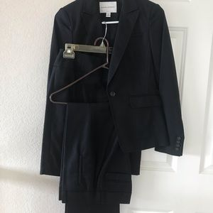 Other - Banana Republic Black Work Suits Cotton Size 0
